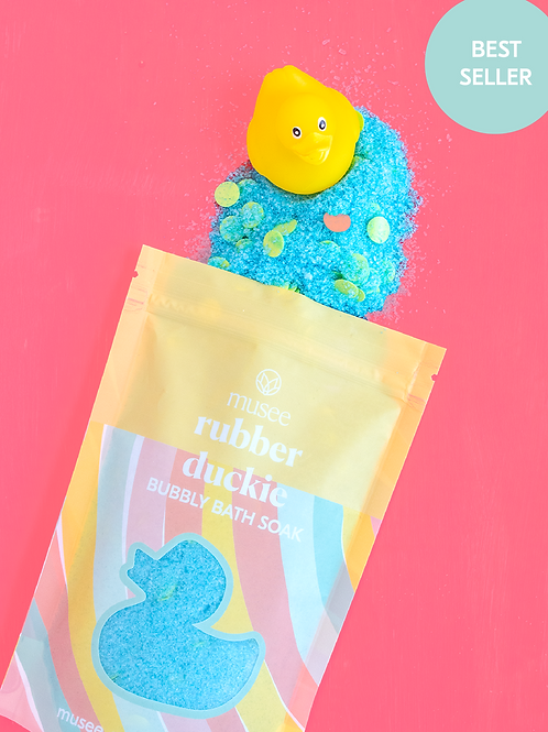 Rubber Duckie Bubbly Bath Soak