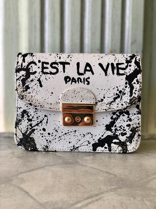 C'EST LA VIE PARIS CLUTCH