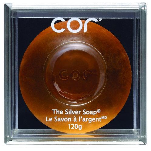 COR Silver Soap 120g