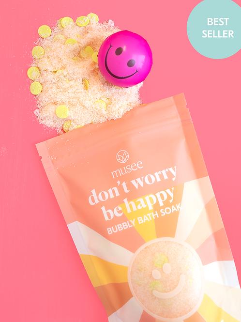 Don't Worry Bubbly Bath Soak
