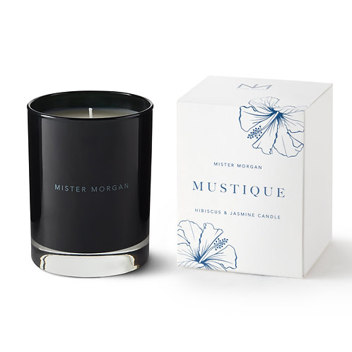 Mister Morgan Mustique Candle
