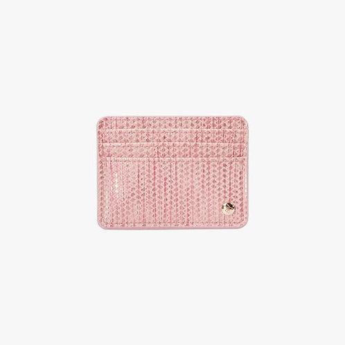 Slim Card Holder-Aruba Pink