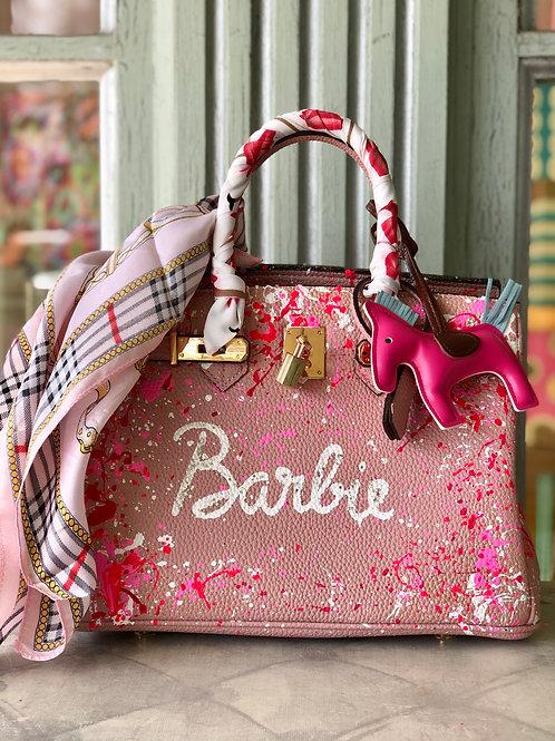 Pink Barbie Bag