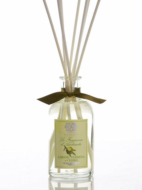 Antica Farmacista Lemon,Verbena & Cedar 100 mL Reed Diffuser