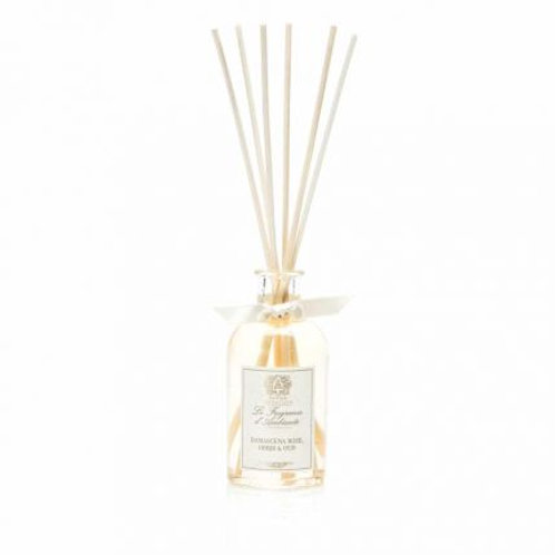 Antica Farmacista Damascena Rose, Orris & Oud 100 mL Reed Diffuser