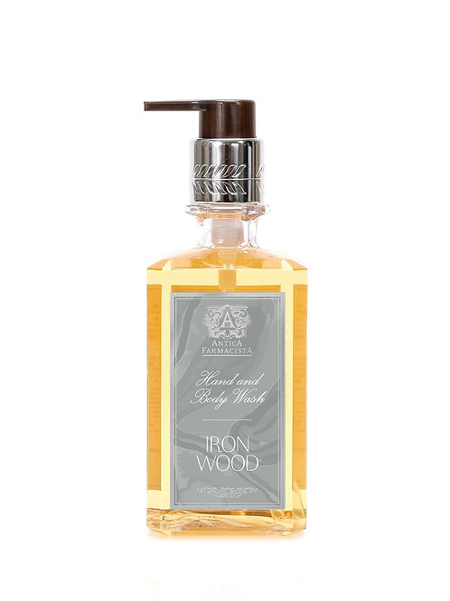 Antica Farmacista Iron Wood Hand & Body Wash