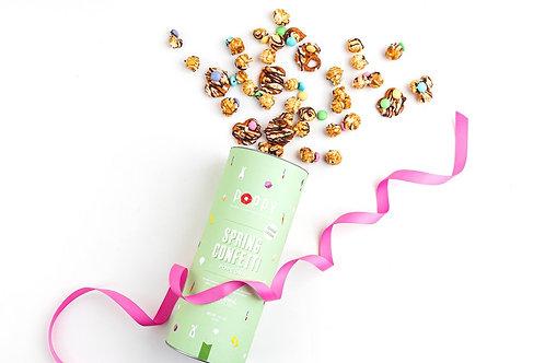 Poppy Spring Confetti Popcorn