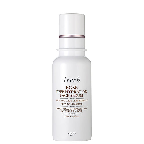 Fresh Rose Deep Hydration Facial Serum 50ml