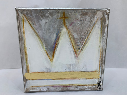 Crown On Canvas