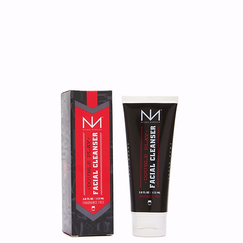 Men's Double Play Cleanser and Exfoliator