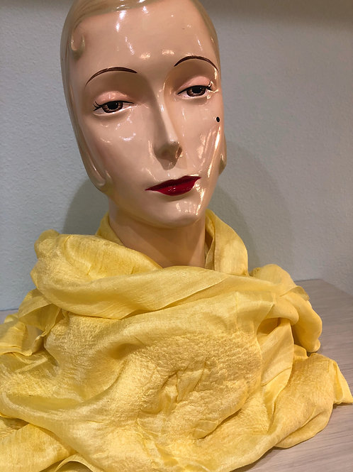 Gypsy Scarf-Yellow