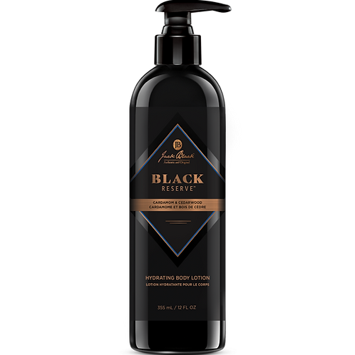 Black Reserve Hydrating Body Lotion