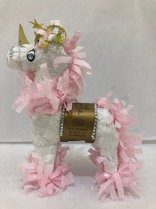 Mini Tabletop Pinata Unicorn
