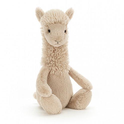 Bashful Llama