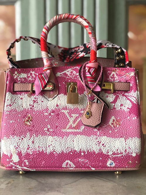 Anca Barbu Pink LV
