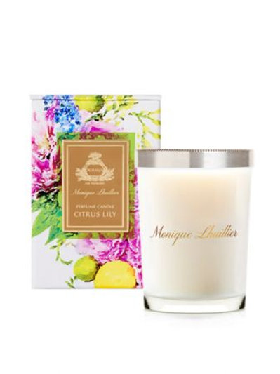 Agraria Citrus Lily Scented Candle by Monique Lhullier