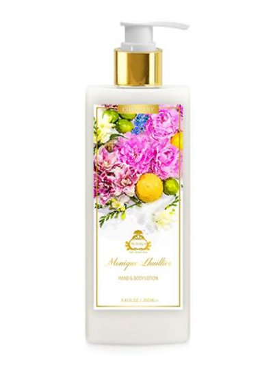Agraria Citrus Lily Hand & Body Lotion by Monique Lhullier