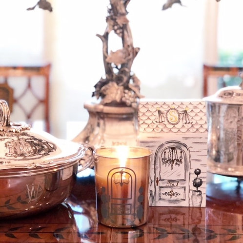By Sharla Candle House No. 1