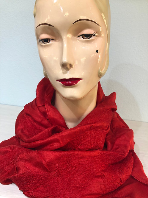 Gypsy Scarf-Red