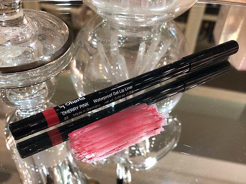 Cherry Pink-Waterproof Gel Lip Liner