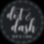 Dot_and_Dash_Design_Logo_-_white_on_blac