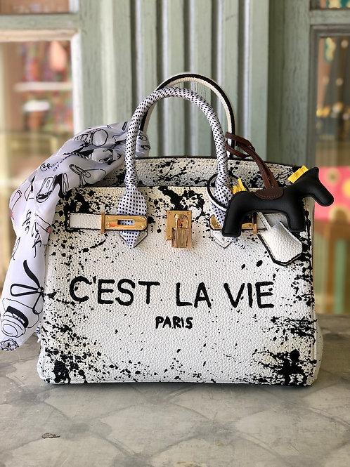 C'EST LA VIE PARIS Bag