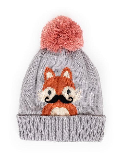 Cozy Fox Hat