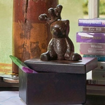 Corona Bear Blessing Box