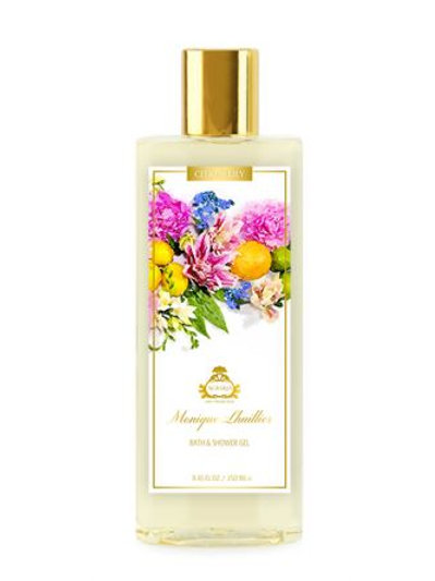 Agraria Citrus Lily Bath and Shower Gel by Monique Lhullier