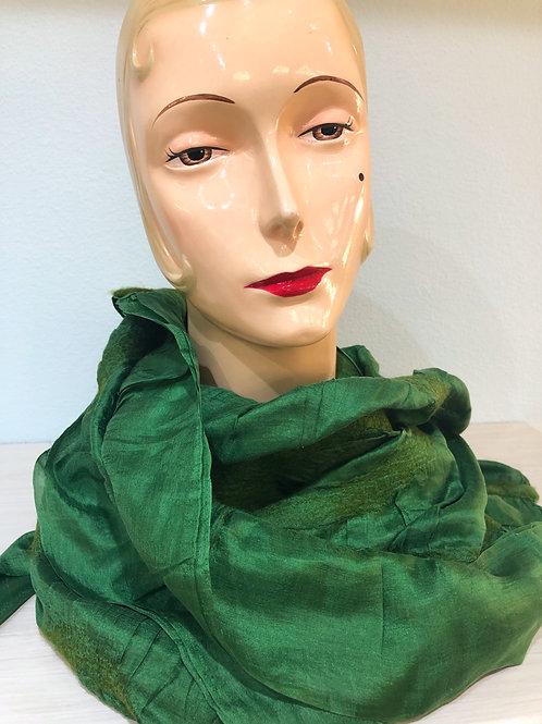 Gypsy Scarf-Fern Green