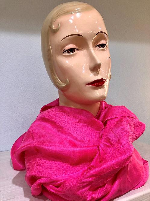 Gypsy Scarf-Hot Pink