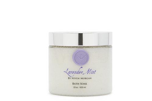 Lavender Mint Bath Soak