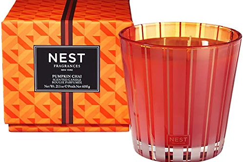 Nest Pumpkin Chai Triple Wick Candle