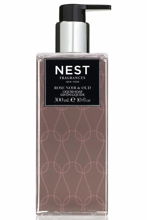 Rose Noir & Oud Hand Soap