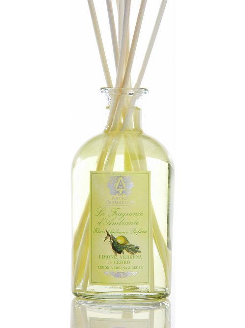 Antica Farmacista Lemon, Verbena & Cedar 250 mL Reed Diffuser