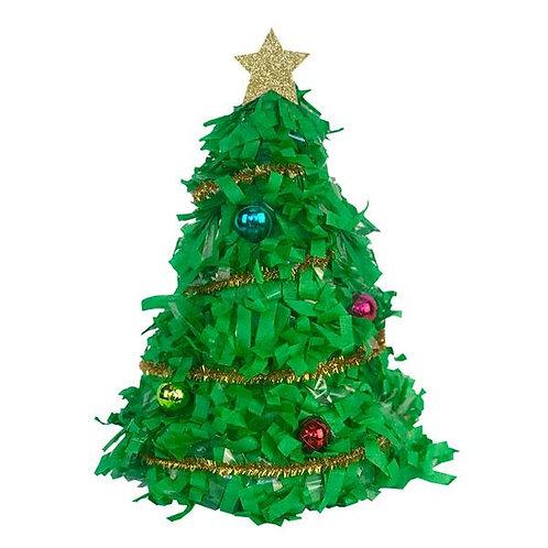 Christmas Tree Tabletop Pinata