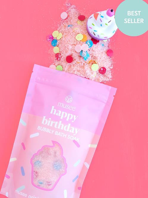 Happy Birthday Bubbly Bath Soak