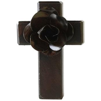 Kingdom Flower Cross
