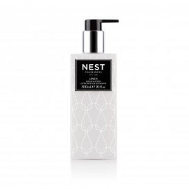 Nest Linen Hand Lotion