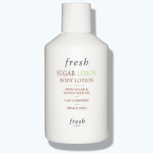 Sugar Lemon Body Lotion