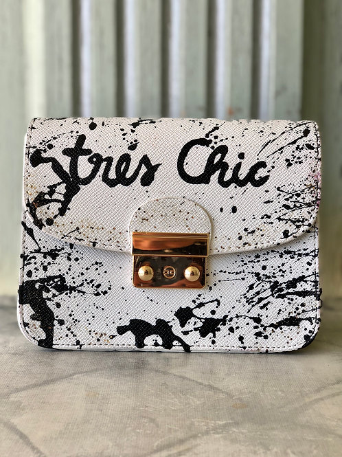 Tres Chic Clutch