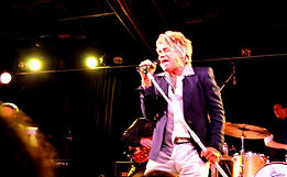 Rod Stewart tribute _ Coach House