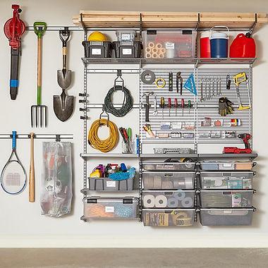 Elfa Garage Solution