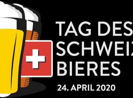 24.4.2020 — Tag des Schweizer Bieres