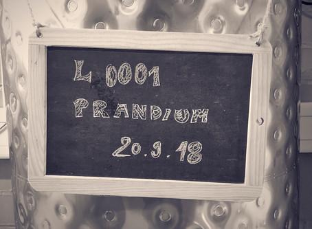 Der Sud «Prandium» L0001 ist im Tank!