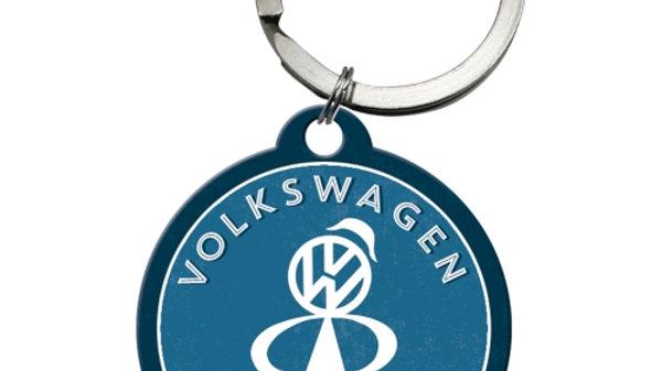 VW Volkswagen Garage Keyring