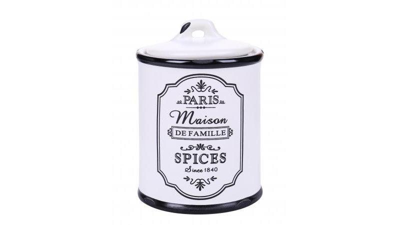 Parisienne Ceramic Spices Jar