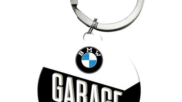 BMW Garage Keyring