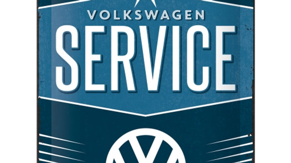VW Volkswagen Garage 15x20cm sign