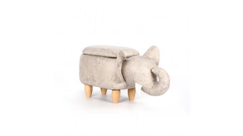Elephant Ottoman
